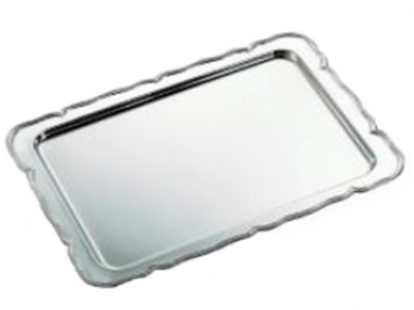 Rectangular tray Baroque collection